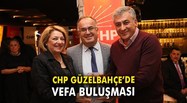 CHP Güzelbahçe'de vefa buluşması