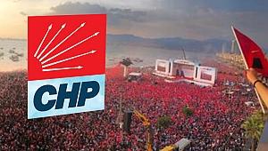 CHP İzmir'de Kongre Karnesi