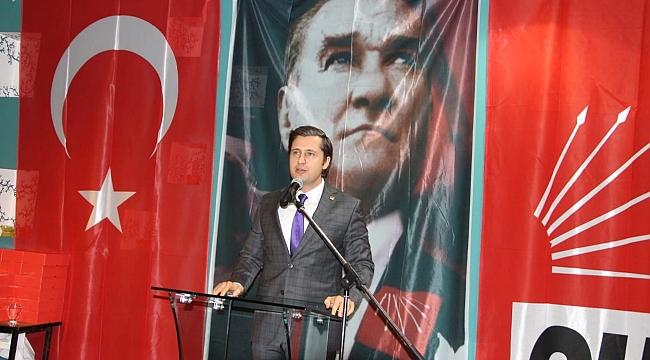 CHP İzmir İl Başkanı Yücel'den Urla'daki 'acele kamulaştırma' tepkisi