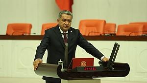 CHP'li Serter'den AK Partili Kaya'ya çöp cevabı