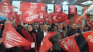 CHP Selçuk'ta kongre coşkusu