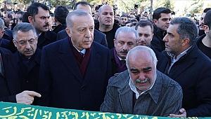 Cumhurbaşkanı Erdoğan: Milletimiz sabırla bunu da aşacaktır