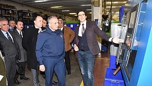 EBSO, sanayicileri ile TSK'yı buluşturdu