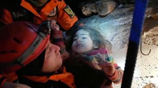 Elazığ'da 24 saatin ardından gelen ses duygulandırdı