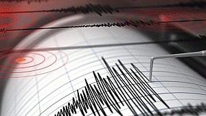 Elazığ'da 6.8 şiddetinde deprem: 2 yaralı bilgisi var!