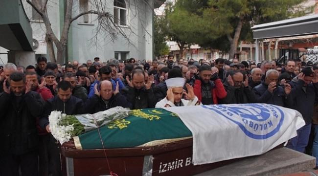 Eski futbolcu ve avukat Caner Dumanoğlu İzmir'de toprağa verildi