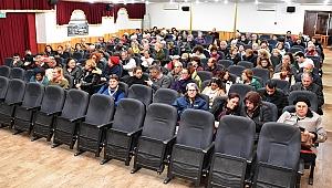 Foça'da Kış Sinemaları devam ediyor