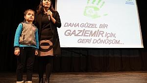 Gaziemir'den 'çevre dostu' eğitimler