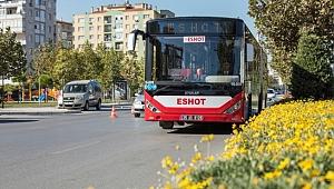 İzmir'de 16 otobüsün durak ve güzergahı değişti!