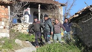 İzmir'de bir kişinin yanmış cesedi bulundu