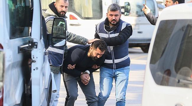 İzmir'deki iki cinayetin zanlısı tutuklandı