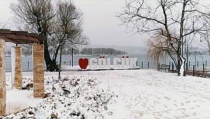 İzmir'den kar manzaraları! Ödemiş yaylaları karla kaplandı