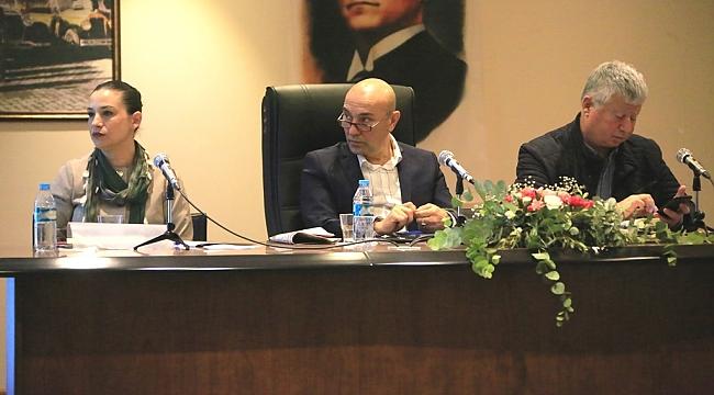 İzmir'in CHP'li Başkanları Efes Selçuk'ta toplandı