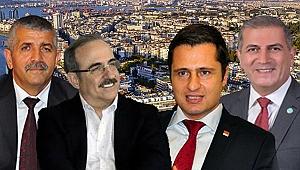 İzmir'in il başkanları ilk defa bir araya geliyor