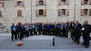 İzmir'in Kent Konseyleri Efes Selçuk'ta buluştu