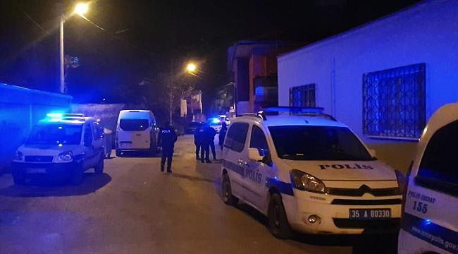 Karşıyaka'da yılbaşı gecesi cinayet!