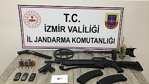 Kemalpaşa'da 2 cezaevi firarisi yakalandı
