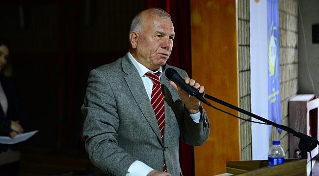 Kemalpaşa'da kiraz üreticilerinin sorunları tartışıldı