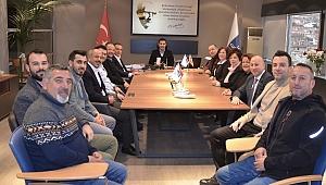 Kuşadası CHP'de Birlik Ve Beraberlik Var