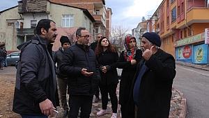 Kuşadası'ndan Elazığlı 15 aileye daha destek