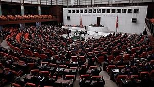 Libya tezkeresi 325 oyla Meclis'te kabul edildi