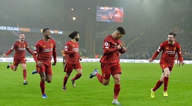 Liverpool yenilmezlik serisine bir yenisini daha ekledi