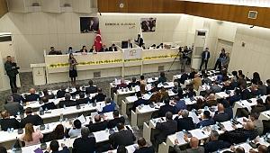 Meclis'te üslup ve birlik çıkarması