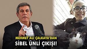 Mehmet Ali Çalkaya'dan Sibel Ünli çıkışı!
