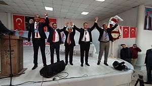 Menemen'de ilçe başkan adaylarından ortak mesajlar