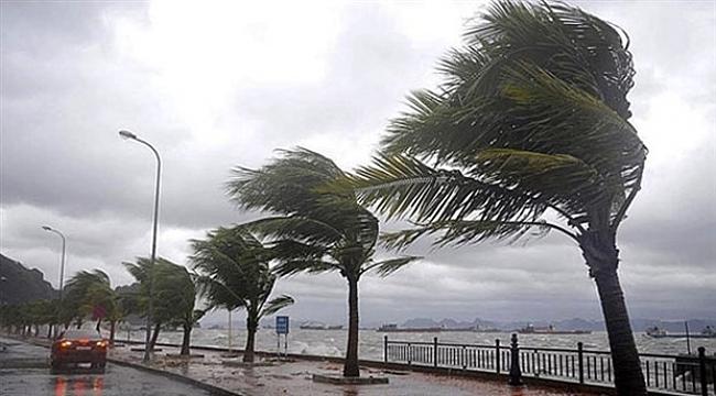 Meteorolojiden Ege'ye kuvvetli rüzgar uyarısı