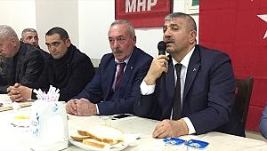 MHP İl Başkanı Şahin