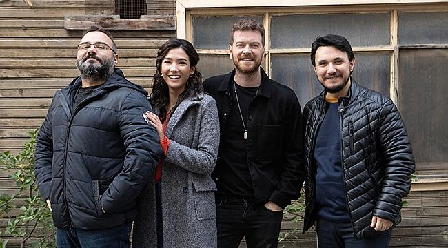 Netflix & BKM ortaklığında yeni dizi 50m2'nin çekimleri başlıyor