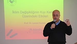 Prof. Kurnaz'dan 'iklim değişikliği' uyarısı