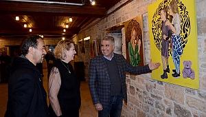 Sanat ve sanatçı dostu kent: Kuşadası