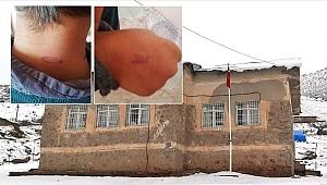 Soba ızgarasıyla işkence iddiası! O öğretmen açığa alındı