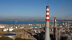 Tüpraş İzmir Rafinerisi'ndeki trafik kazasında bir kişi hayatını kaybetti