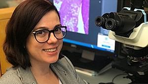 Türk bilim insanı Duygu Özmadenci'ye ABD'den büyük ödül!