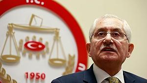 YSK Başkanı Güven'den seçim güvenilirliği açıklaması