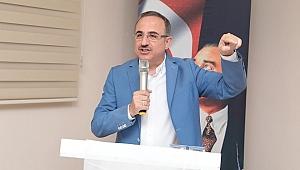 """AK Parti İzmir İl Başkanı Sürekli """"Acımız büyük! Hesabı sorulacak!"""""""
