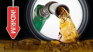 Akaryakıtta indirim: Benzine 34 Motorine...