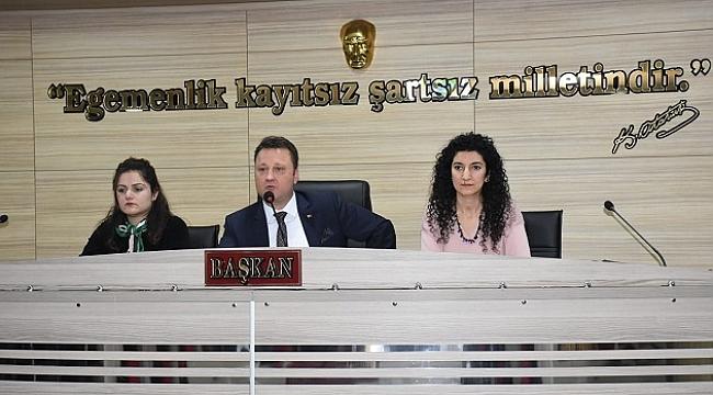 Başkan Aksoy bir hayalini daha gerçekleştirdi
