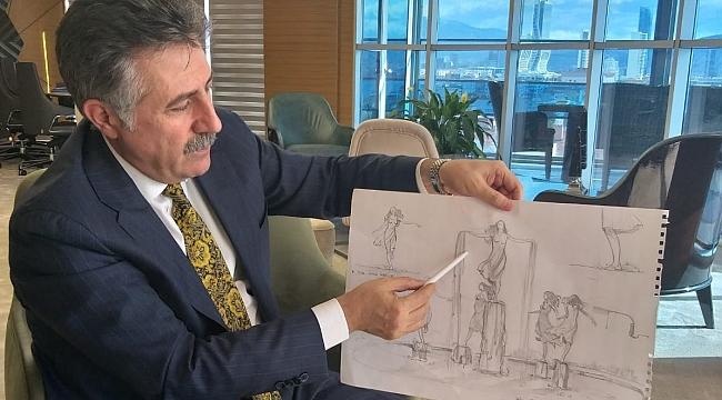 Başkan Sandal Bayraklı'nın kentsel dönüşüm yol haritasını anlattı