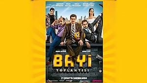 Bir suç komedisi 'Bayi Toplantısı' filmine İzmir'den büyük ilgi
