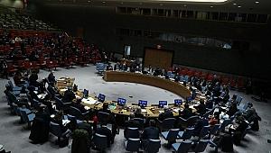 Birleşmiş Milletler, Libya'da acil ateşkes kararı aldı