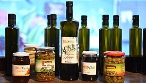 Bornova markası Tarım Fuarı'nda