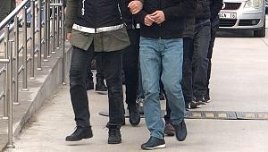 Büyük operasyon: 450 kişi gözaltında!