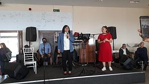 CHP Çiğli Kadın Kollarından birlik buluşması