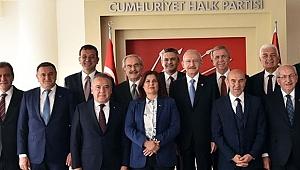 CHP'li Büyükşehir Başkanları bu kez Adana'da