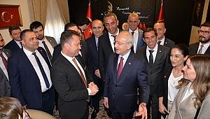 CHP Menemen İlçe Örgütü'nden Ankara çıkarması