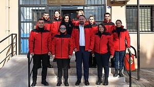 Çiğli Belediyesi kişisel bakım birimi Elazığ'da